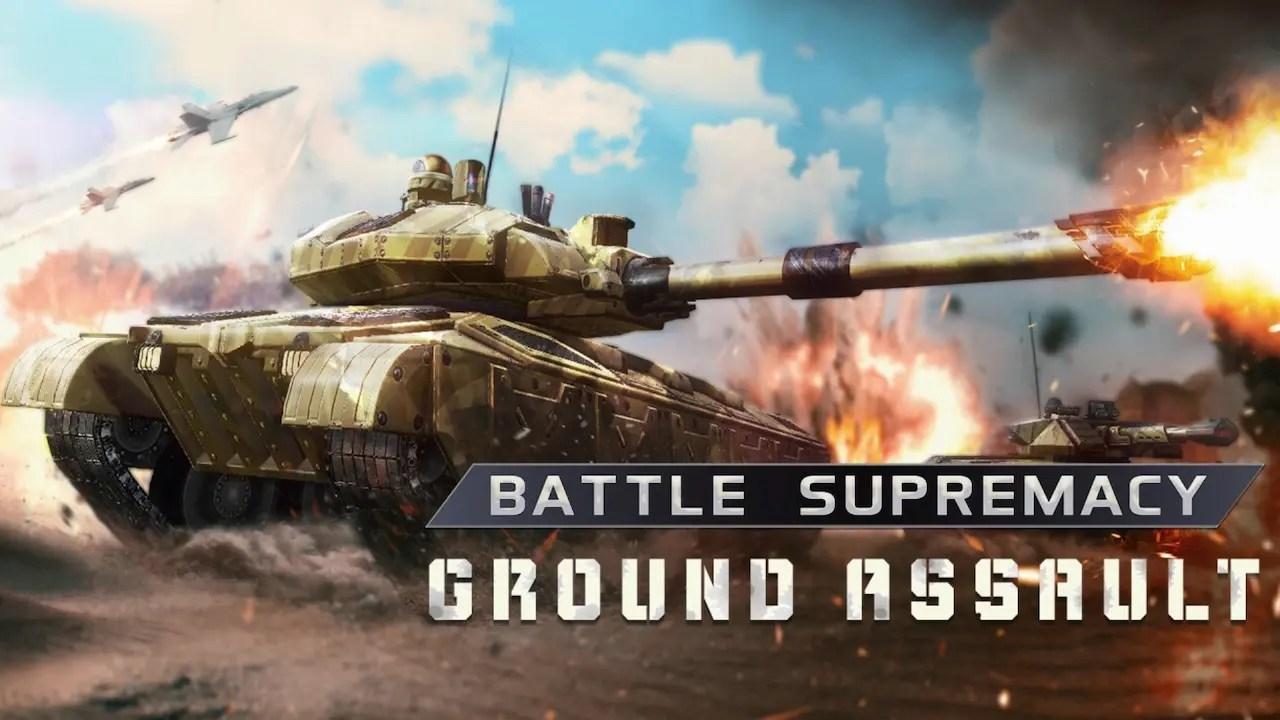 Battle Supremacy: Ground Assault Logo