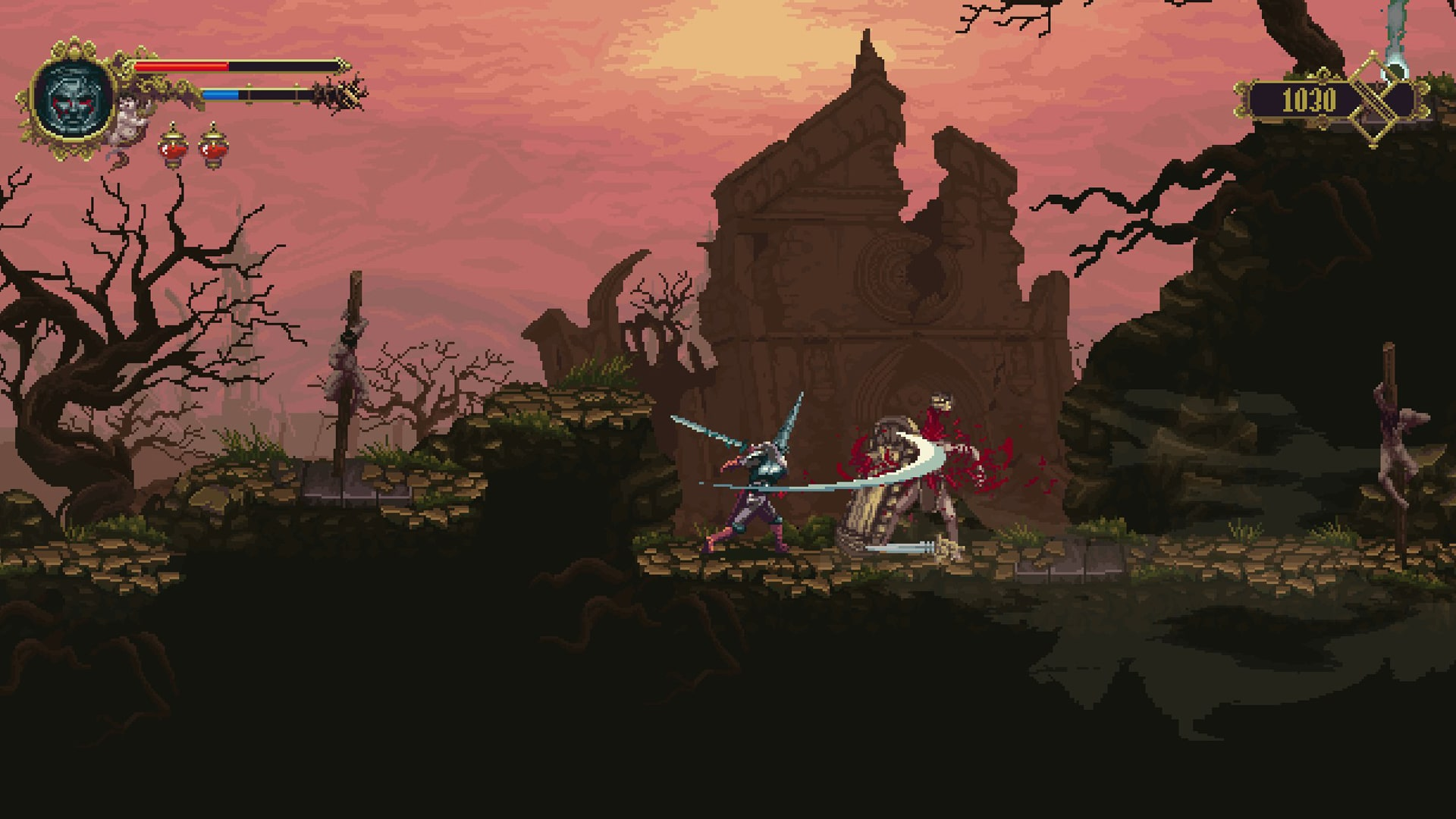 Blasphemous Review Screenshot 1