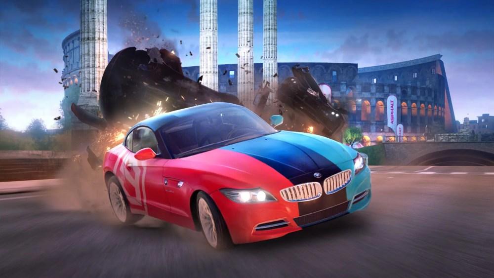 BMW Z4 LCI E89 Nintendo Switch Screenshot