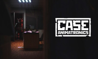 CASE: Animatronics Logo