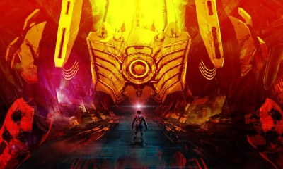 Daemon X Machina Review Header