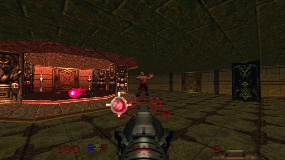 DOOM 64 Screenshot 4