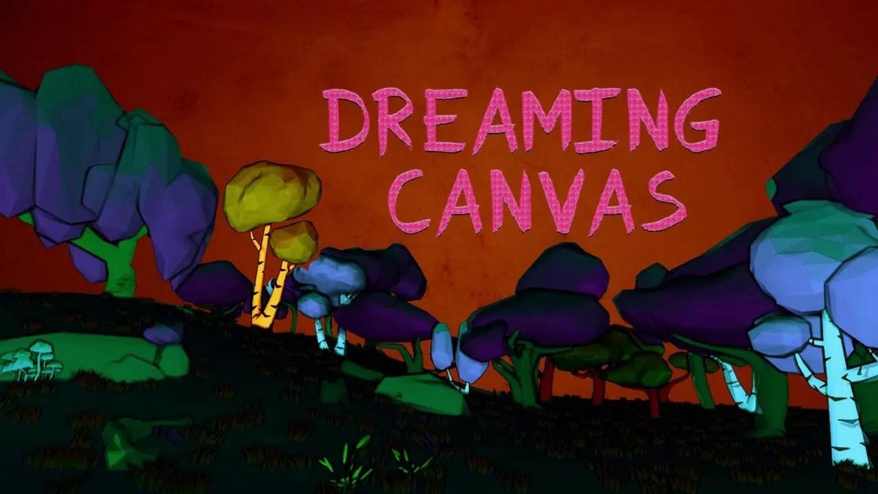 Dreaming Canvas Logo