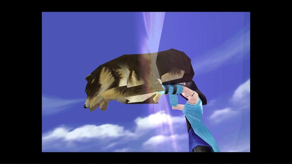 Final Fantasy 8 Remastered Angelo Screenshot 2