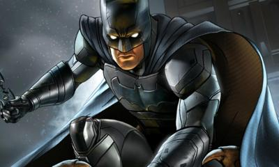 Fortnite Batman Caped Crusader Pack Image