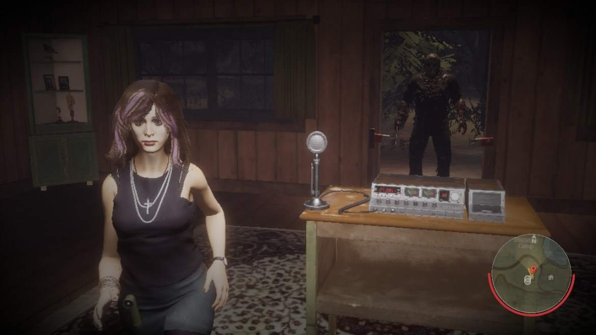 Friday The 13th: The Game Ultimate Slasher Edition Review Screenshot 1