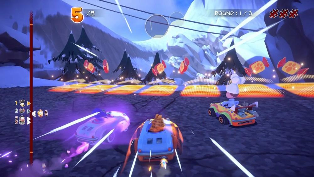Garfield Kart Furious Racing Screenshot September 2019 5