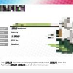 Glitched Pokédex Pokémon Sword And Shield Screenshot