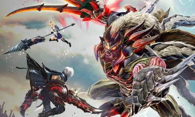 God Eater 3 Review Header