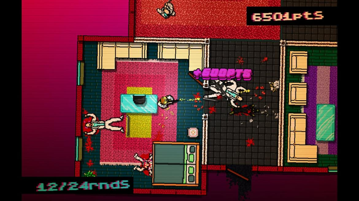 Hotline Miami Collection Review Screenshot 2