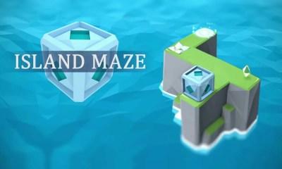 Island Maze Logo