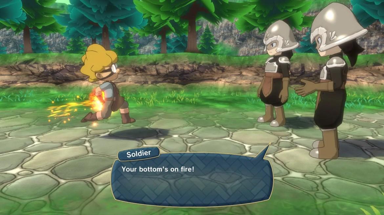 Little Town Hero Screenshot 3