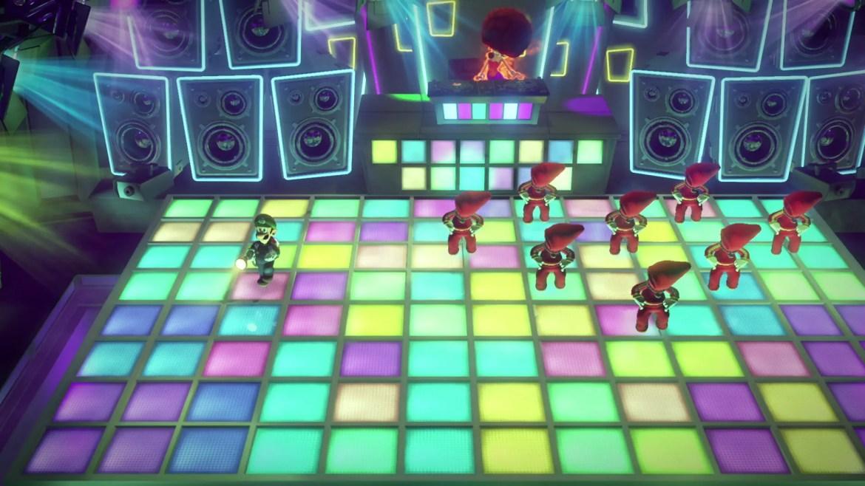 Luigi's Mansion 3 The Dance Hall Screenshot 1