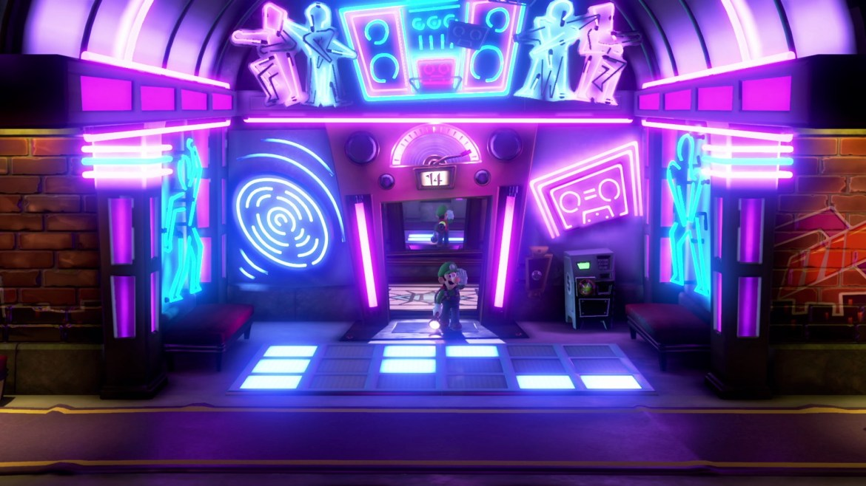 Luigi's Mansion 3 The Dance Hall Screenshot 2