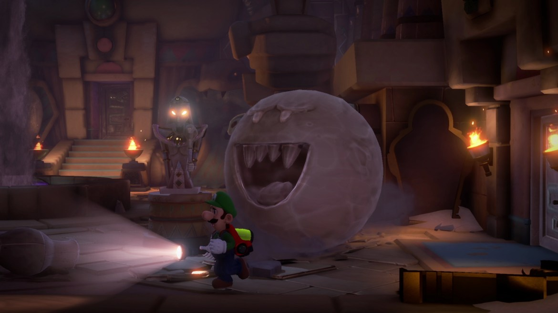 Luigi's Mansion 3 Tomb Suites Screenshot 4