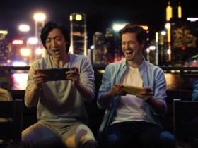 Nintendo Switch Lite Advert Photo