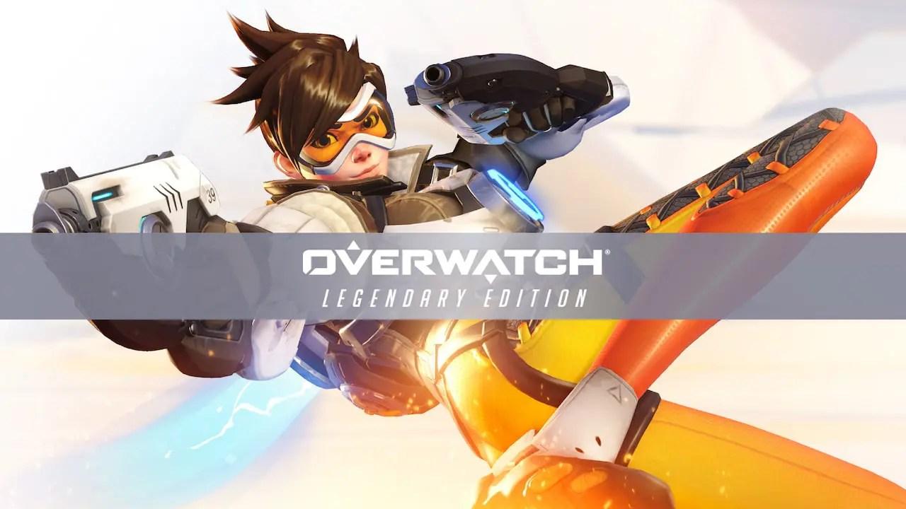 Overwatch Legendary Edition Logo