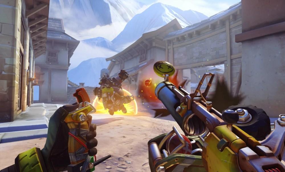 Overwatch Nintendo Switch Screenshot 15