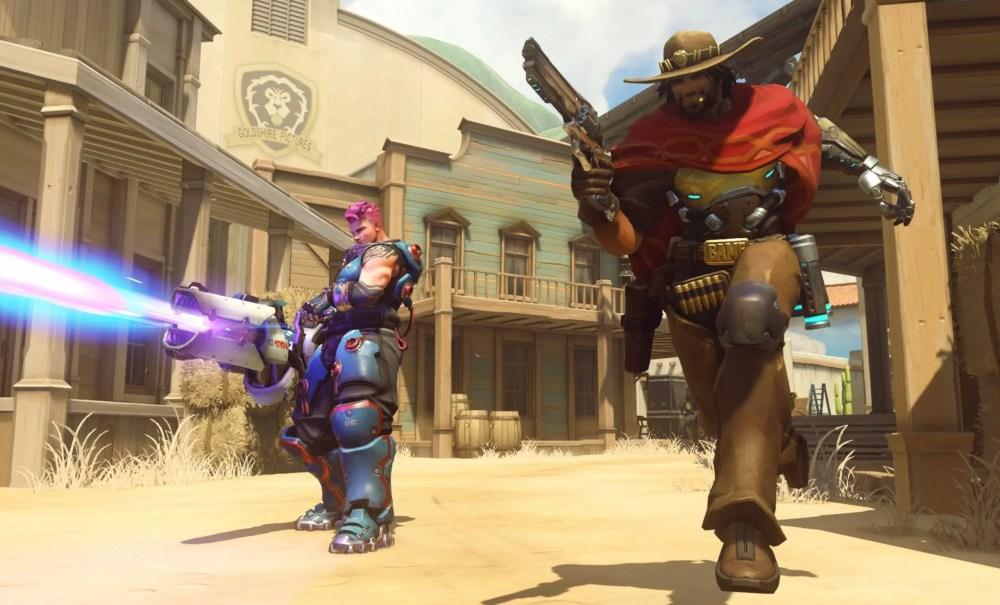 Overwatch Nintendo Switch Screenshot 18
