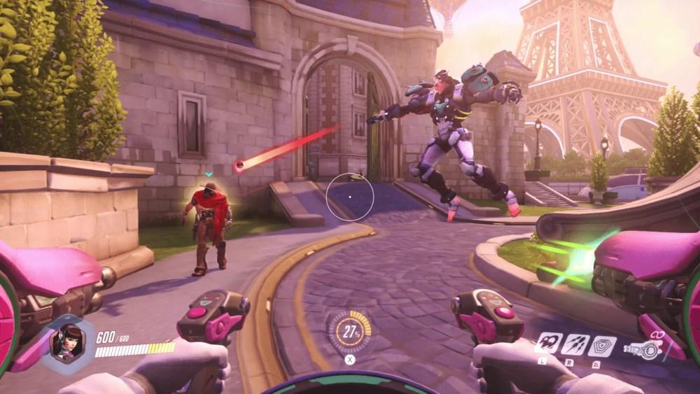 Overwatch Nintendo Switch Screenshot 3