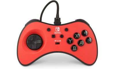 PowerA Fusion Wired FightPad Nintendo Switch Photo