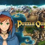 Puzzle Quest: The Legend Returns Logo