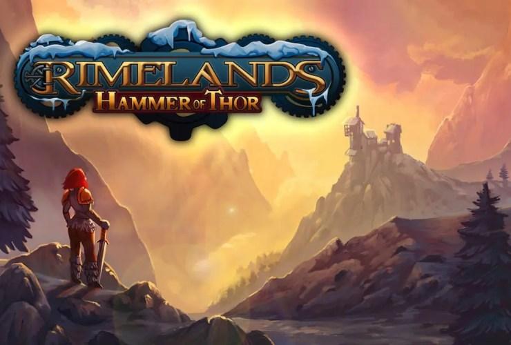 Rimelands: Hammer Of Thor Logo