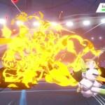 Sirfetch'd Meteor Assault Move Screenshot