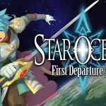 Star Ocean: First Departure R Logo