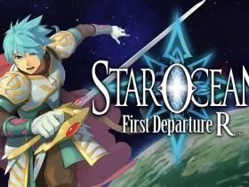 Star Ocean: First Departure R Logo