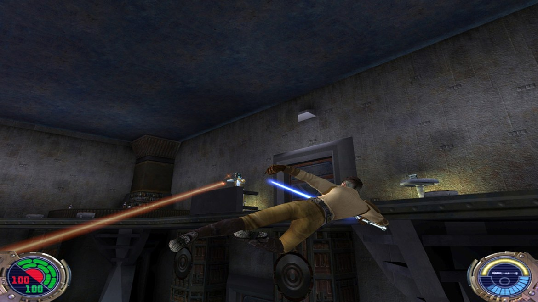 Star Wars Jedi Knight II: Jedi Outcast Screenshot 5