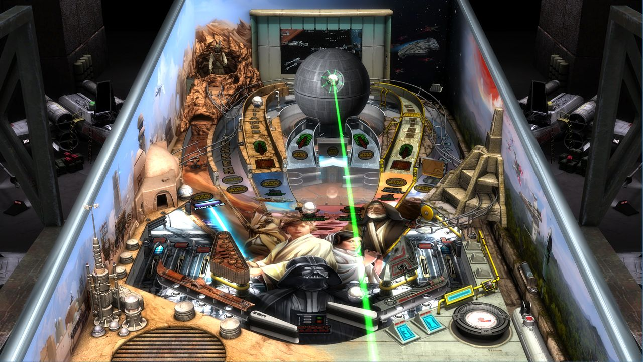 Star Wars Pinball Review Screenshot 2