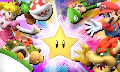 Super Smash Bros. Ultimate Next Big Super Star Event Image