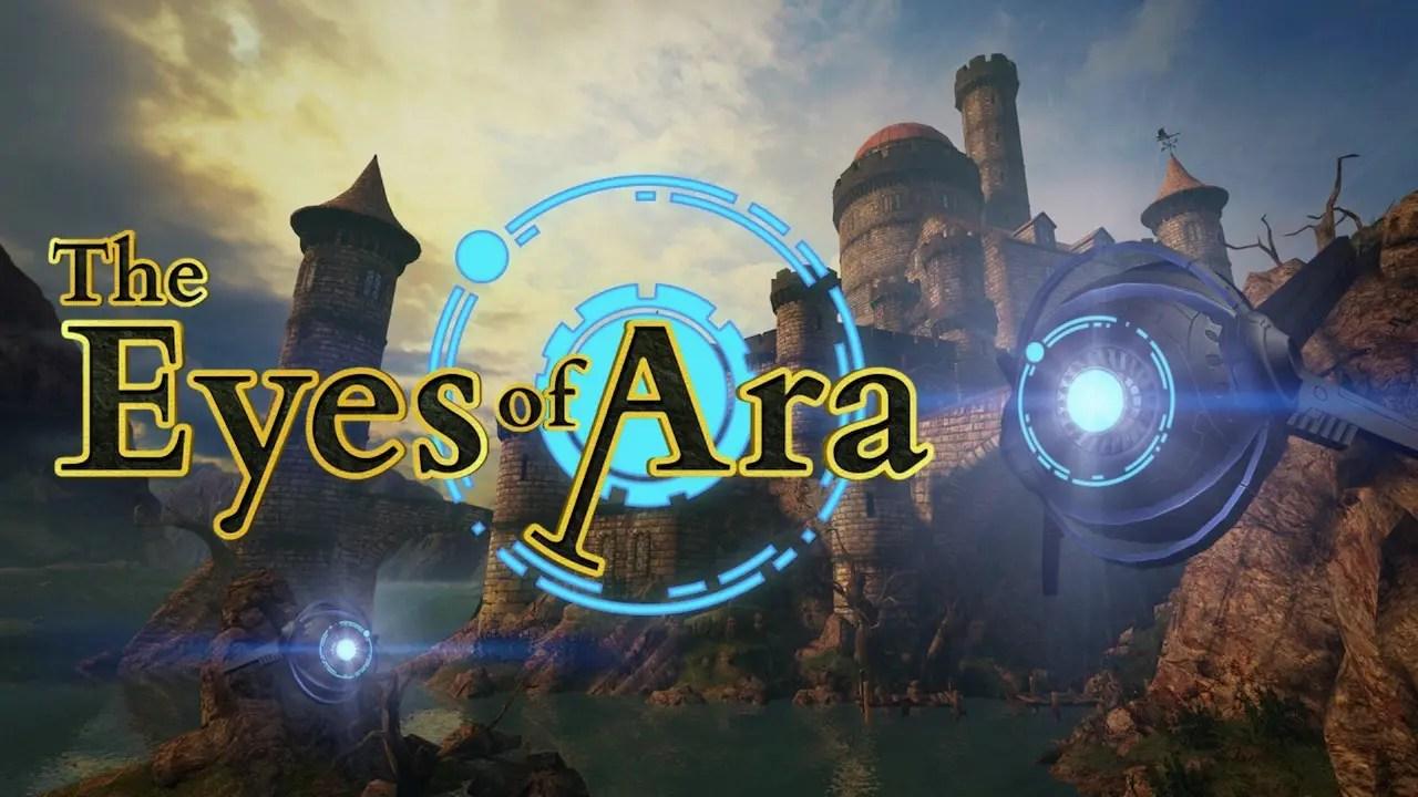 The Eyes Of Ara Logo