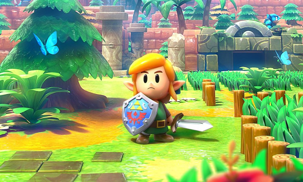 The Legend Of Zelda: Link's Awakening Review Header