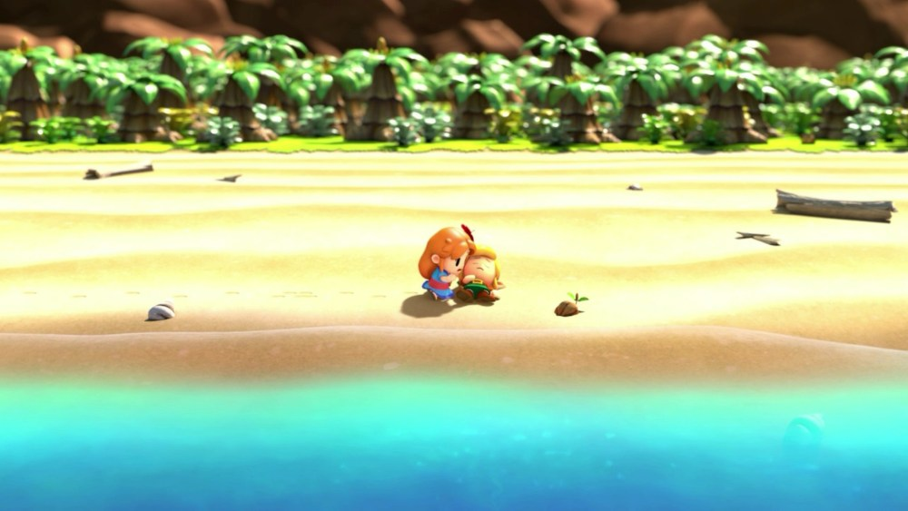 The Legend Of Zelda: Link's Awakening Review Screenshot 1