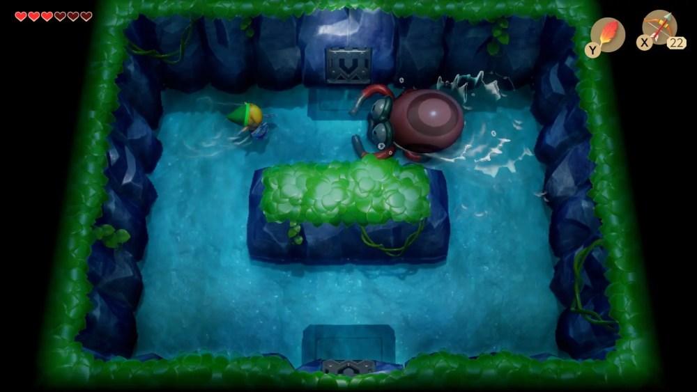 The Legend Of Zelda: Link's Awakening Review Screenshot 3