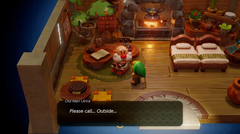 The Legend of Zelda: Link's Awakening September 2019 Screenshot 3