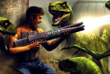 Turok 2: Seeds Of Evil Review Header