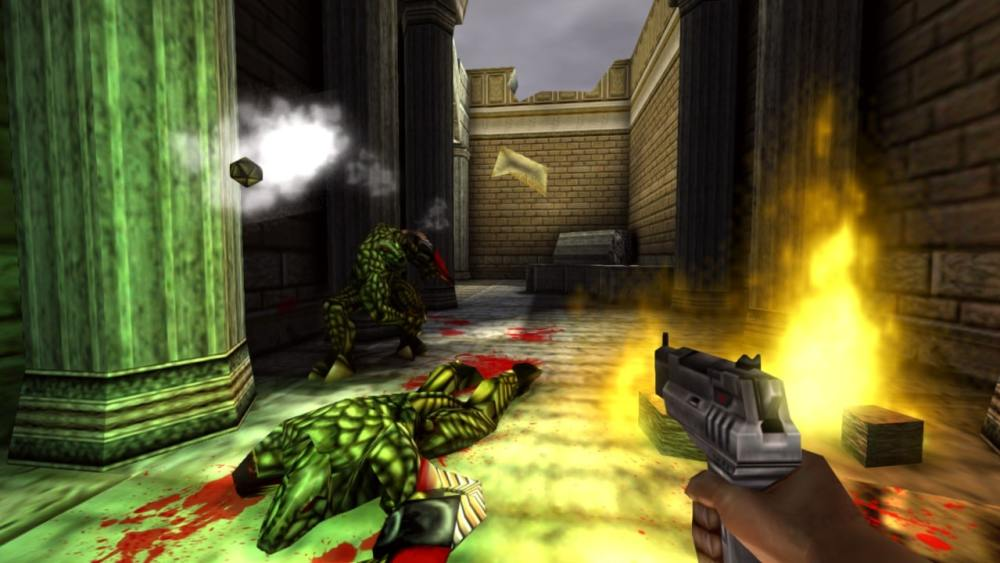 Turok 2: Seeds Of Evil Review Screenshot 1