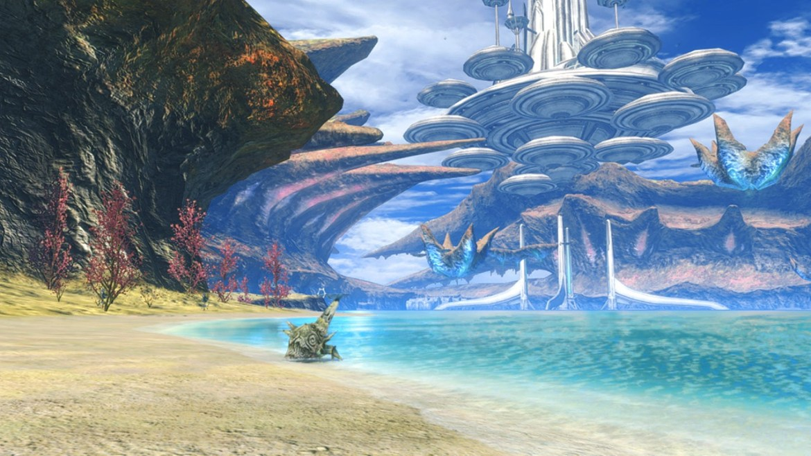 Xenoblade Chronicles: Definitive Edition Screenshot 8