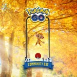Chimchar Pokémon GO Community Day Screenshot
