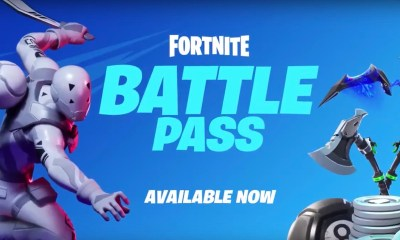 Fortnite Chapter 2 Battle Pass Screenshot