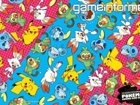 Game Informer Pokémon Sword And Shield Cover