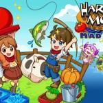 Harvest Moon: Mad Dash Logo