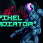Pixel Gladiator Logo