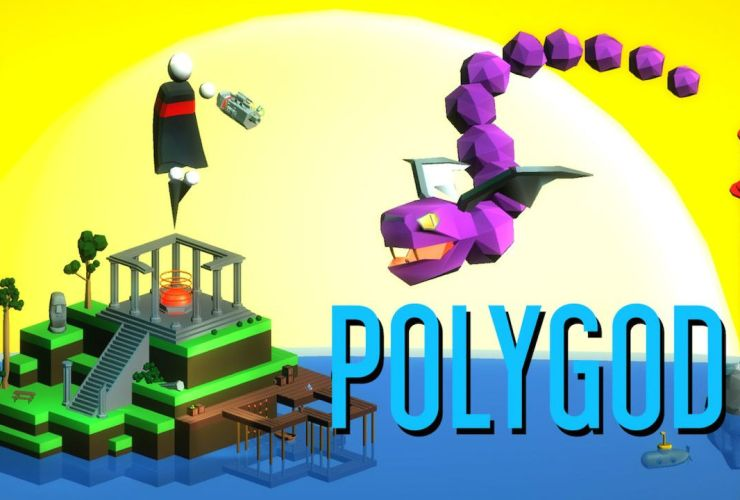 Polygod Review Header