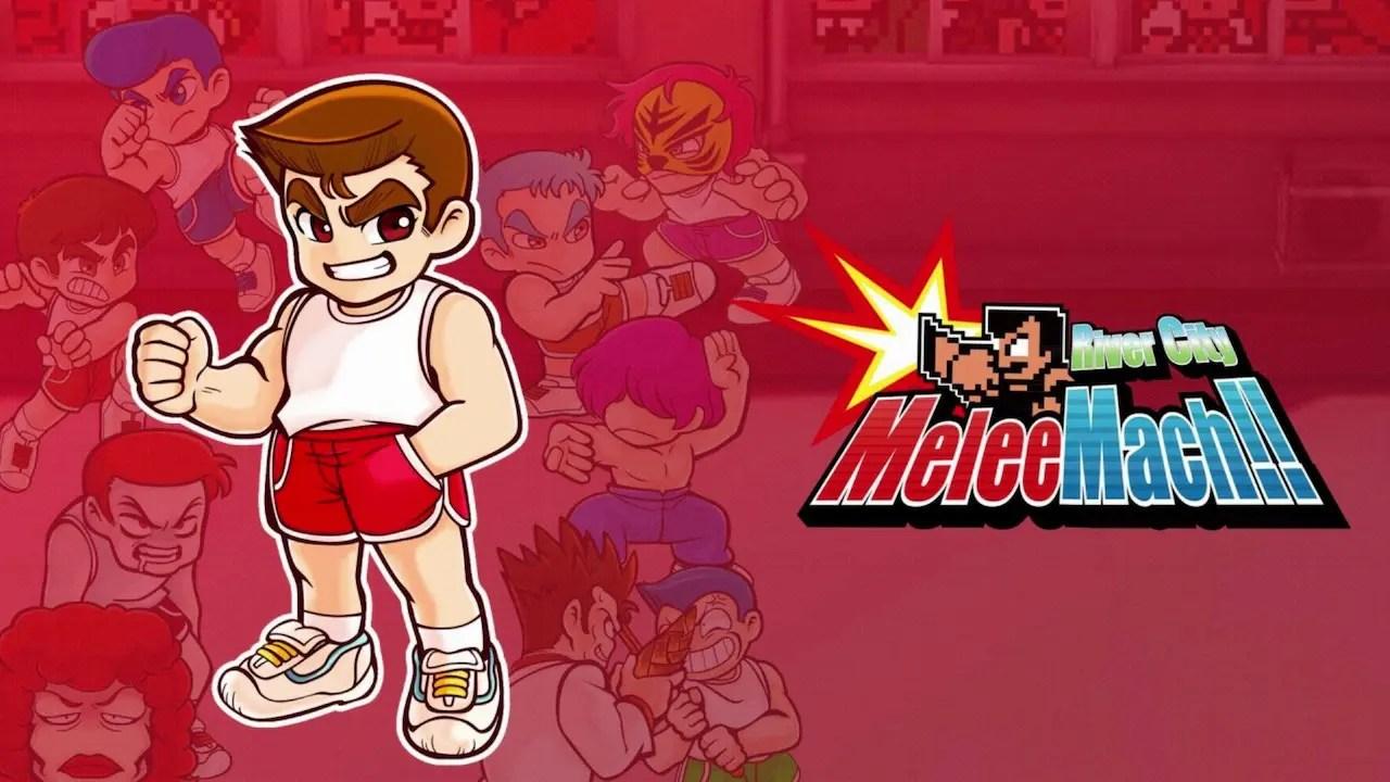 River City Melee Mach!! Logo