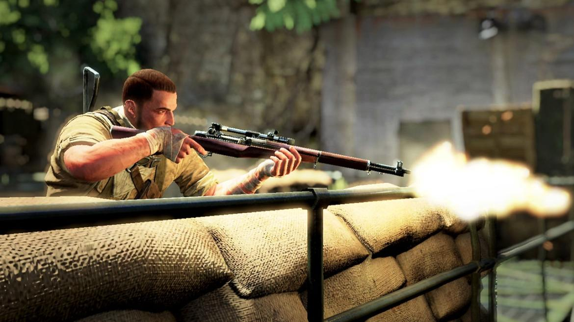 Sniper Elite 3 Ultimate Edition Review Screenshot 2