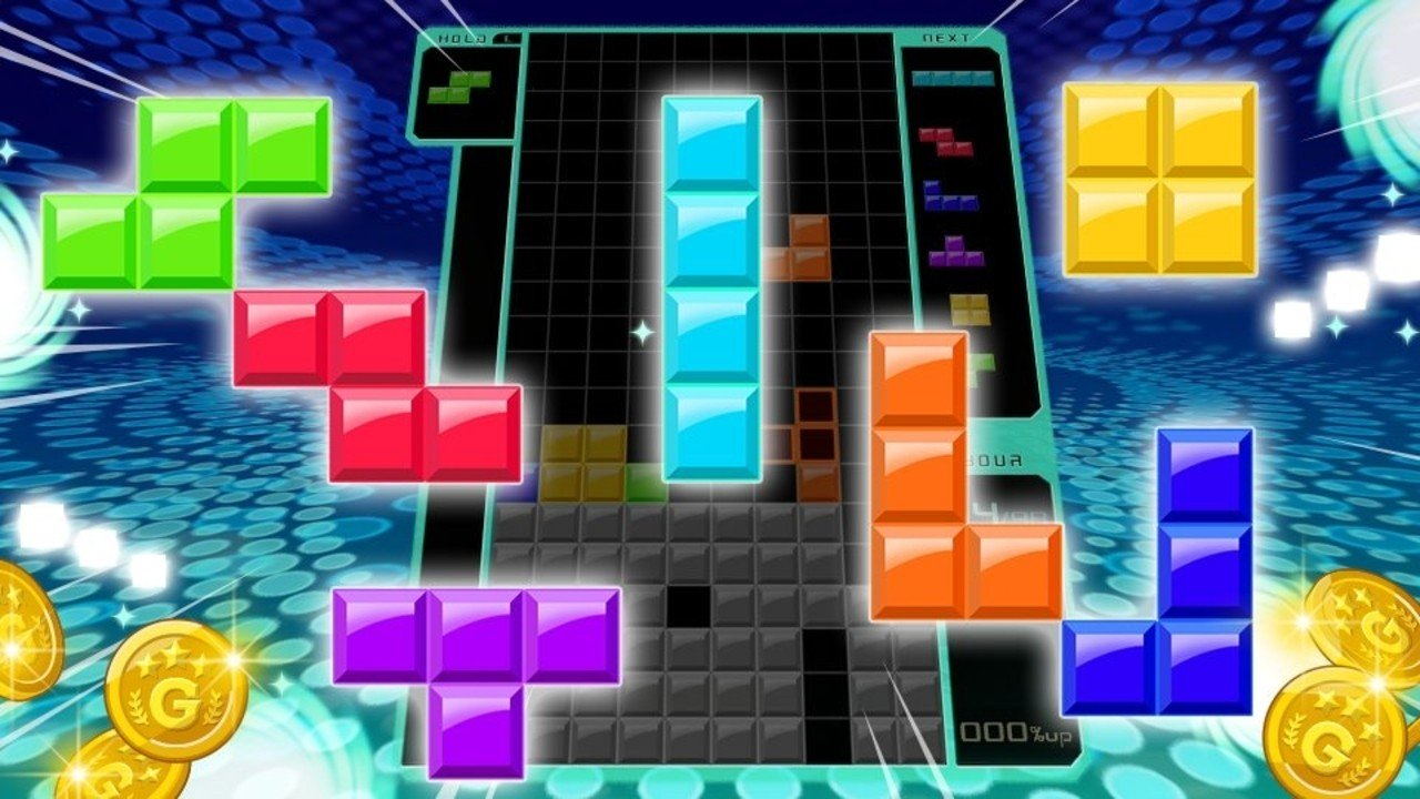 Super Smash Bros. Ultimate Tetris 99 Screenshot